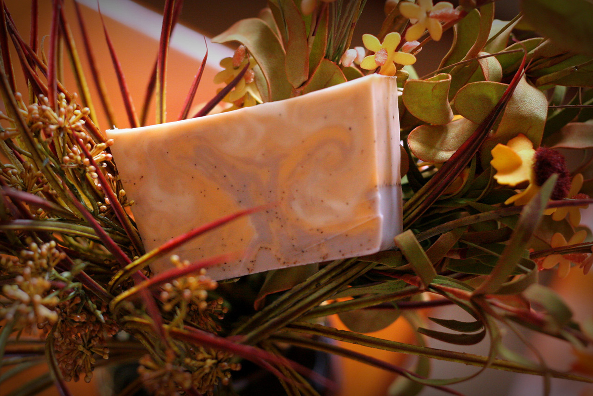 Pumpkin spice handmade soap queen bee handmade soap for Fall soap scents