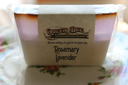 Rosemary Lavender Handmade Bar Soap